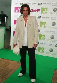 Clayton Watson at the MTV's Xbox party.