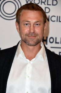 Grant Bowler at the 13th Annual InStyle And The Hollywood Foreign Press Association's Toronto International Film Festival Party in Canada.