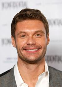 Ryan Seacrest at the Los Angeles Confidential