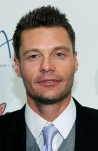 Ryan Seacrest at the world premiere of