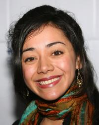 Aimee Garcia at the 75th Annual Hollywood Christmas Parade.