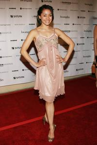 Aimee Garcia at the 2006 Los Angeles Fashion Awards.