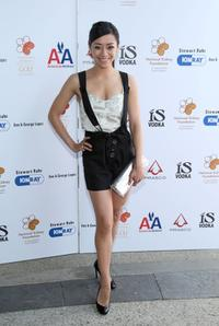 Aimee Garcia at the 2nd Annual National Kidney Foundation Celebrity Golf Classic.