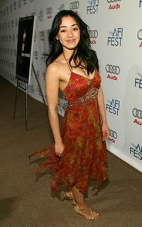 Aimee Garcia at the screening of