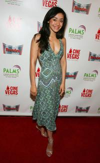Aimee Garcia at the closing night screening of
