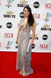 Aimee Garcia at the 2007 NCLR ALMA Awards.