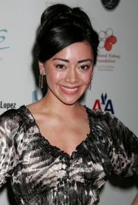 Aimee Garcia at the 29th annual The Gift of Life gala.