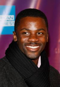 Derek Luke at the Santa Barbara International Film Festivals' premeire of