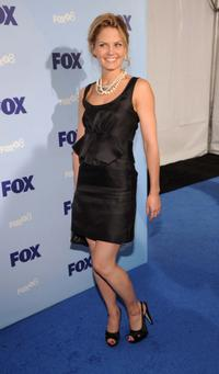 Jennifer Morrison at the 2008 FOX Upfront.
