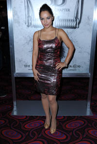 Larissa Gomes at the California premiere of