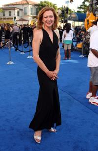 Julie White at the premiere of