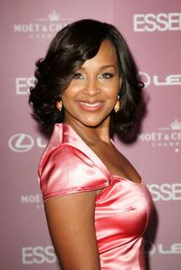 LisaRaye at the Essence Black Women In Hollywood luncheon.