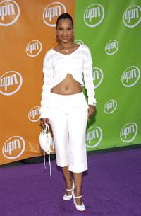 LisaRaye at the UPN Stars Party.