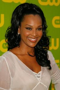 LisaRaye at the CW Launch Party.