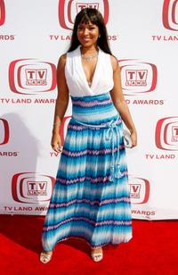 LisaRaye at the 6th annual TV Land Awards.
