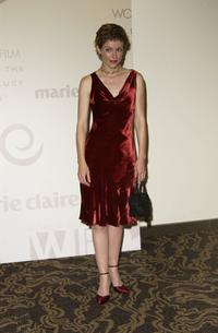 Leslie Hope at the Women In Film Celebrate the Crystal and Lucy Awards.