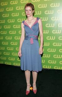 Leslie Hope at the CW Television Network Upfront.