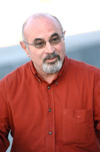 Bob Hoskins at the San Sebastian International Film Festival.