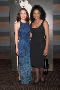 Kaitlin Hopkins and Audra McDonald at the 100th Anniversary of the birth of Stella Adler and to benefit the Stella Adler School of Acting.