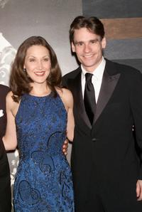 Kaitlin Hopkins and Robert Sean Leonard at the 100th Anniversary of the birth of Stella Adler and to benefit the Stella Adler School of Acting.
