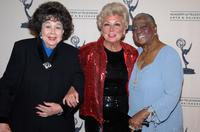 Jane Withers, Mitzi Gaynor and Linda Hopkins at the premiere of