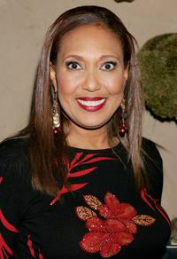 Telma Hopkins at the 2005 Hollywood Christmas Parade.