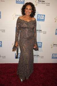 Telma Hopkins at the 3rd Annual USA Today Hollywood Hero Award.