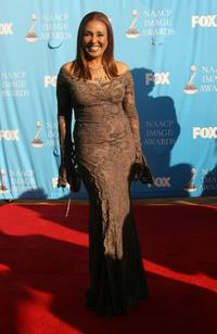 Telma Hopkins at the 38th Annual NAACP Image Awards.