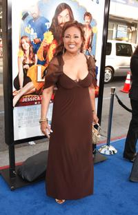 Telma Hopkins at the premiere of