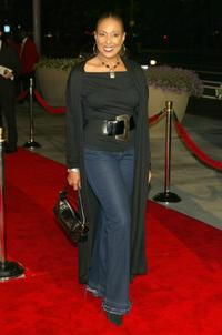 Telma Hopkins at the CBS' Ray Charles Tribute Concert.
