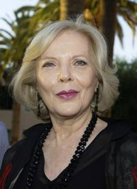Barbara Bain at the First Annual International Student Film Festival Hollywood.