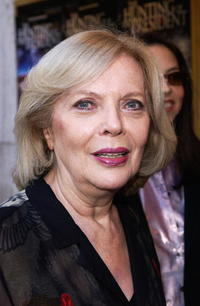 Barbara Bain at the Los Angeles premiere of