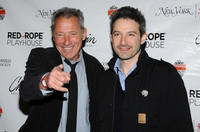 Israel Horovitz and musician Adam Horovitz at the Red Rope Playhouse presents