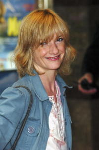 Jane Horrocks at the UK premiere of