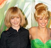 Jane Horrocks and Guest at the UK premiere of