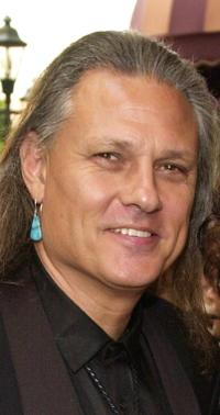 Michael Horse at the