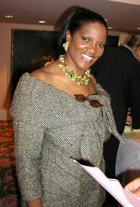 Anna Maria Horsford at the Second Annual Laughing Matters Luncheon in California.