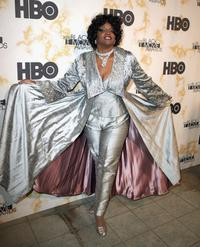 Anna Maria Horsford at the Black Movie Awards HBO after party.
