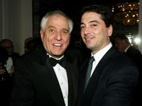 Scott Baio and Garry Marshall at the 54th Annual ACE Eddie Awards.