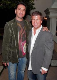 Scott Baio and Jason Hervey at the 2007 Fox Reality Channel Really Awards.