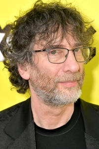 Neil Gaiman at the