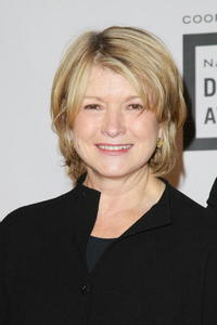 Martha Stewart at the 2008 National Design Awards.
