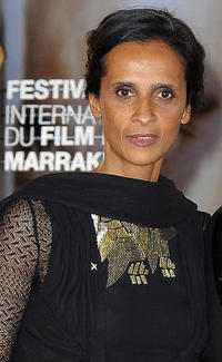 Karine Silla at the opening ceremony of the 10th Marrakech International Film Festival in Marrakech.