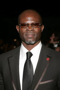 Djimon Hounsou at the 2007 Vanity Fair Oscar Party.