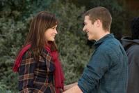 Alexis Bledel and Zach Gilford in