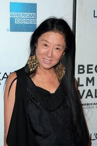 Vera Wang at the premiere of