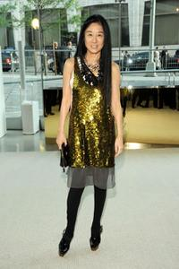 Vera Wang at the 2009 CFDA Fashion Awards.