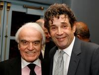 Jack Valenti and President Alan Rosenberg at the National Italian American Foundation and American Film Institute reception.