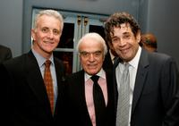 Paul Krekorian, Jack Valenti and President Alan Rosenberg at the National Italian American Foundation and American Film Institute reception.