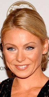 Kelly Ripa at the Angel Ball 2005.